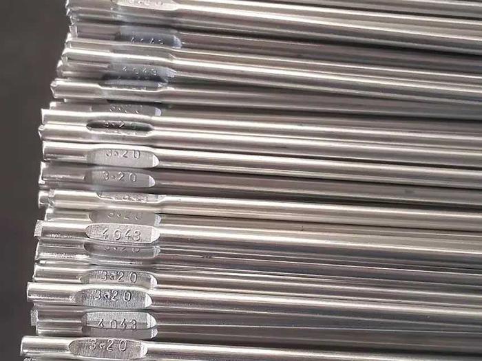 ER4043铝焊丝烘干与贮存的相关知识