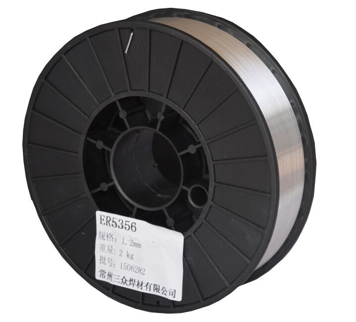 铝镁焊丝如何展开焊接活动